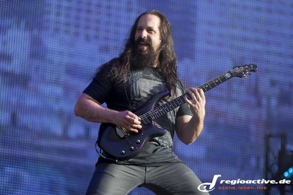 Besonders - Fotos: Dream Theater live beim Wacken Open Air 2015