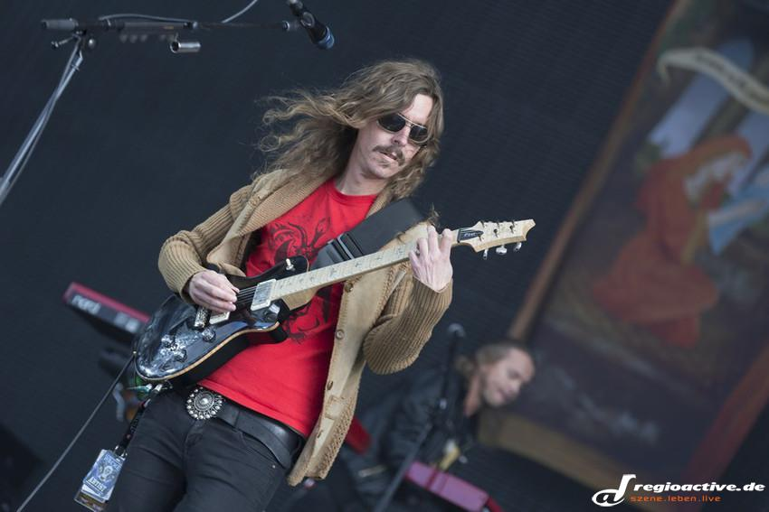 Opeth (live beim Wacken Open Air, 2015)