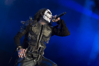 Geschminkt - Fotos: Cradle Of Filth live beim Wacken Open Air 2015
