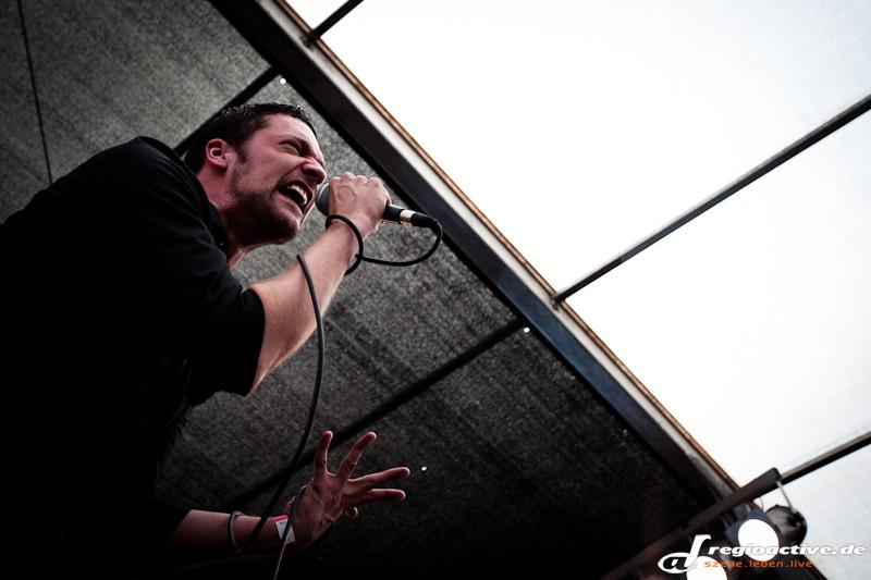 Adam Angst (live beim Mini-Rock-Festival in Horb, 2015)