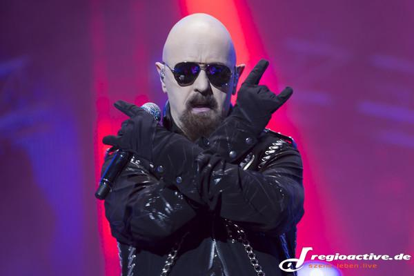 Headliner - Fotos: Judas Priest live beim Wacken Open Air 2015