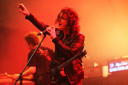 Abschluss - Fotos: Anathema live beim 6. Night Of The Prog Festival auf der Loreley