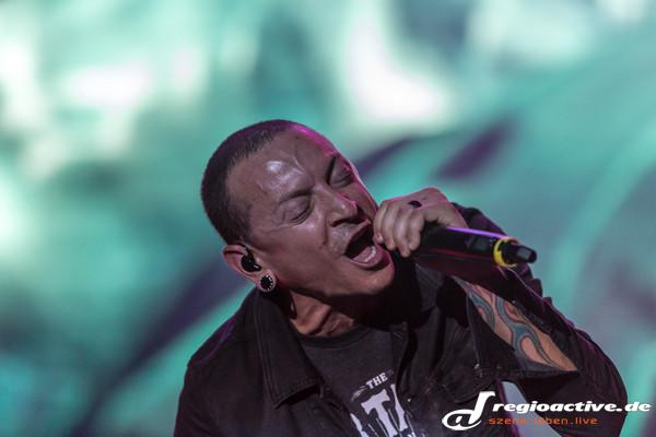 Intensiv - Fotos: Linkin Park live bei Rock'n'Heim 2015